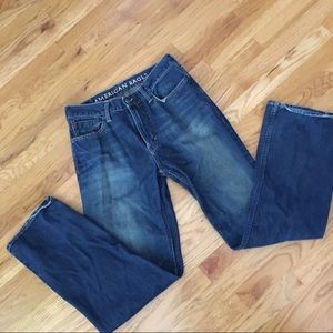 [30x34] American Eagle low loose jeans